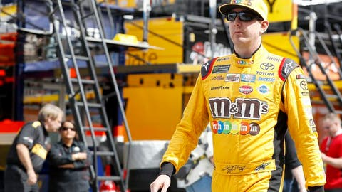Kyle Busch, 1 playoff point