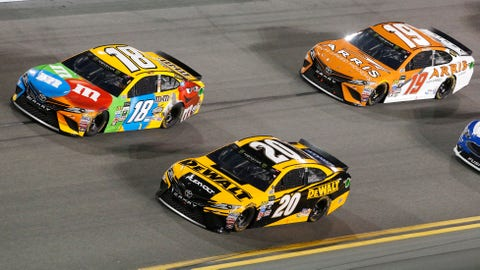 Joe Gibbs Racing is winless