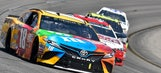 Joe Gibbs Racing shows speed, comes up short at Richmond