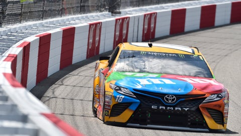Kyle Busch, 16th