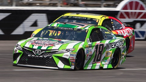 Trouble for Joe Gibbs Racing