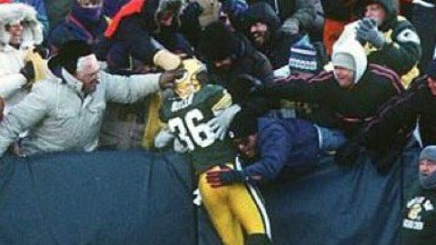 LeRoy Butler, former Packers safety