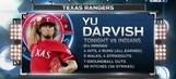 Rangers Live: A look at Yu Darvish's Night