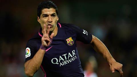 Luis Suarez, Barcelona – €140.8 million
