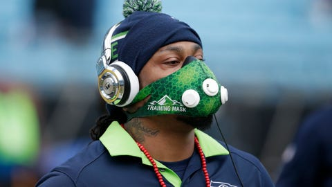 Beast Mode could do some major damage in this offense