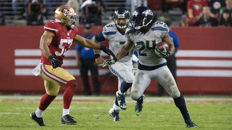 Will Marshawn be able to turn back the clock?