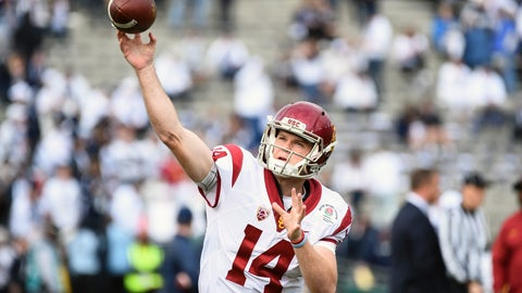 USC: Sam Darnold isn't as good as you thought – he's better