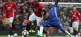 Manchester United sinks Chelsea to open up EPL title race