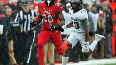 72. Patriots: Marcus Williams, S, Utah