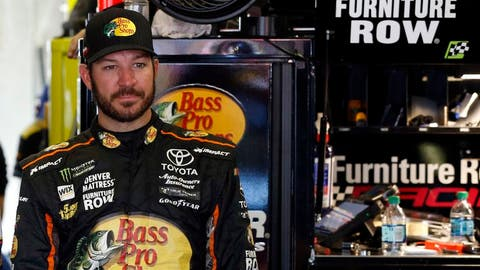 Martin Truex Jr., 10 (locked-in)