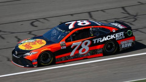 Martin Truex Jr., 9 (locked in)