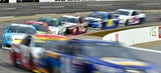 Top 10 drivers after Stage 1 in STP 500 at Martinsville