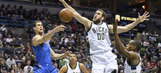 Mavericks beat Bucks to end four-game skid