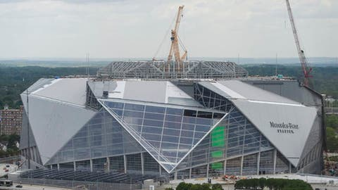 Los Angeles Chargers: Mercedes-Benz Stadium (Falcons)