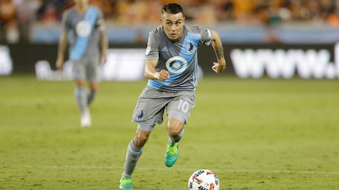 Ibarra finally makes his mark as the Loons win