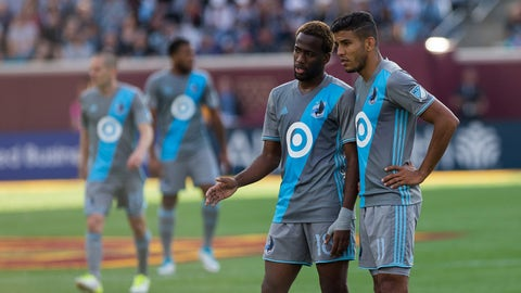 Minnesota United may finally be settling in