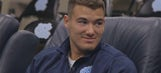 Inside the film room with top NFL QB prospect Mitchell Trubisky