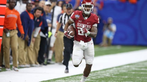 48. Cincinnati Bengals (via trade with Minnesota Vikings): Joe Mixon, RB, Oklahoma