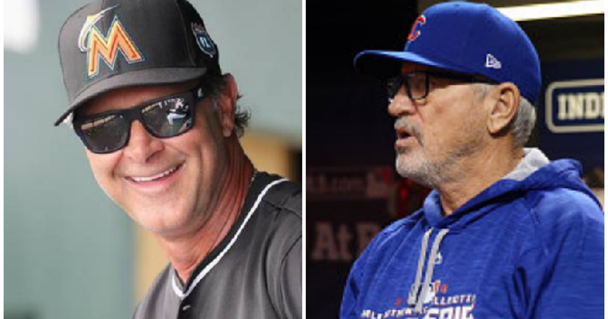 203ef065d2b Ranking the playing careers of all 30 MLB managers