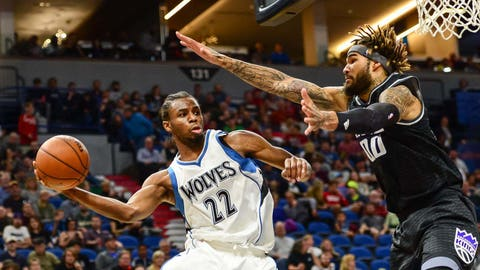 Andrew Wiggins Signs Extension With Wolves