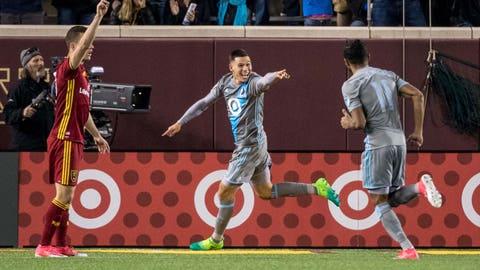 Goals, goals, goals in MLS