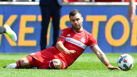 Chicago Fire - Nemanja Nikolic: $1.906 million