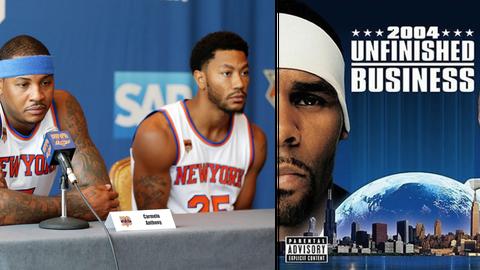 New York Knicks (31-51)