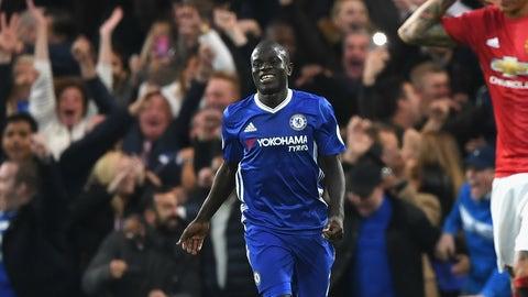 Chelsea — N'Golo Kante