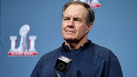 Belichick has led the Patriots to more Super Bowls than the Jets have playoff appearances
