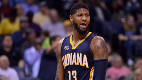 Paul George has no help