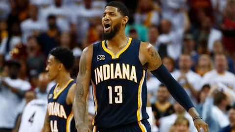 PF: Paul George, Indiana Pacers