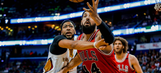 Pelicans lose crucial home game to Bulls