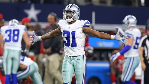 2015 -- Byron Jones, CB (27th overall pick from UConn)