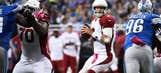 Cardinals to open season with road games vs. Lions, Colts