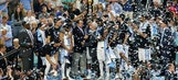 North Carolina earns redemption in sloppy title game