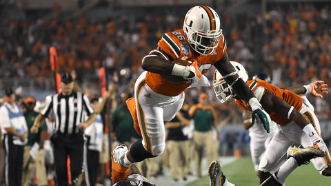 No. 29 overall: TE David Njoku, Browns