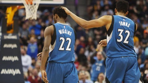 Minnesota Timberwolves (31-51): 5.3 percent