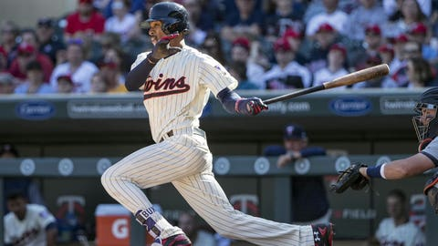 Byron Buxton (↑ UP)