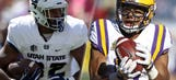 Packers finish draft taking RB, WR depth with Utah State's Mays, LSU's Dupre