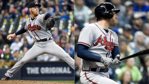 Three Cuts: Mike Foltynewicz's true potential on display; Freddie Freeman's best month ever