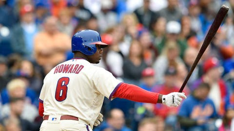 3. Just try and find a downside to signing former MVP Ryan Howard