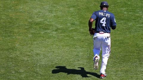 Brandon Phillips, Second Base