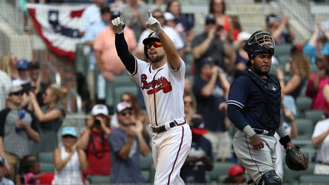 Three Cuts: Braves' power surge driving offensive improvement