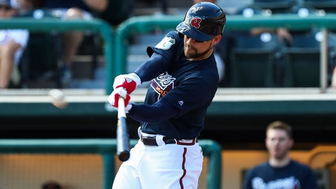 Ender Inciarte, Center Field