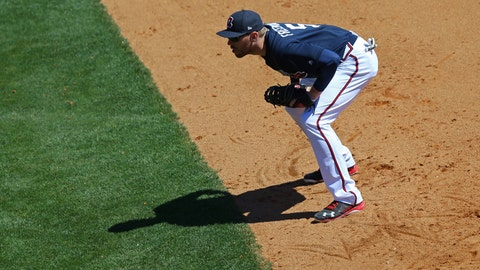 Freddie Freeman, First Base