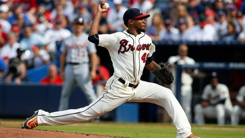 Julio Teheran, Starting Pitcher