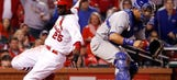 Cardinals aim to pester Cubs again in second game of season