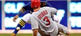 Cardinals-Brewers game Saturday airs on FS1