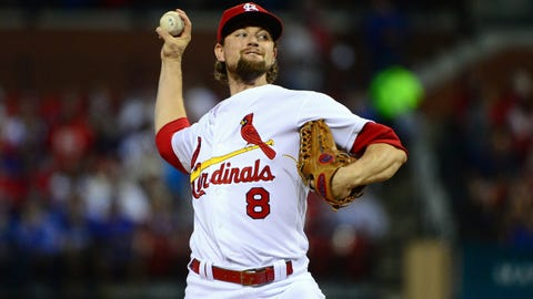 St. Louis Cardinals: Mike Leake