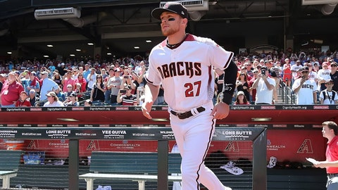 No. 27 Brandon Drury